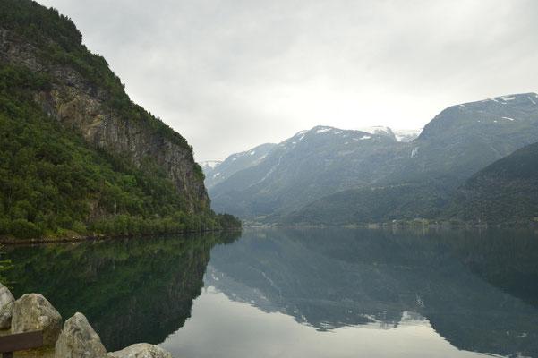 Folgefonn-Gletscher