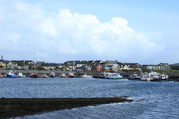 Dingle Hafen
