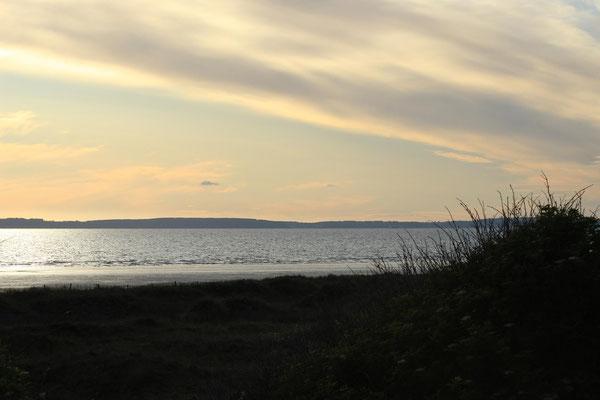 unser schöner Strand mitten im Nirgendwo
