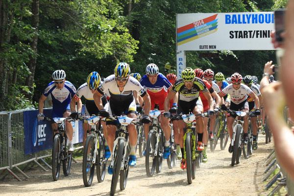 Ballyhoura MTB Marathon Championship