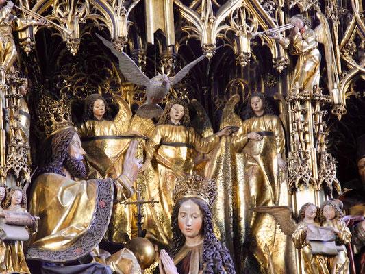 Pacher-Altar Sankt Wolfgang