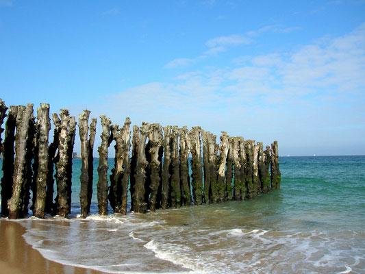 Saint-Malo, la plage