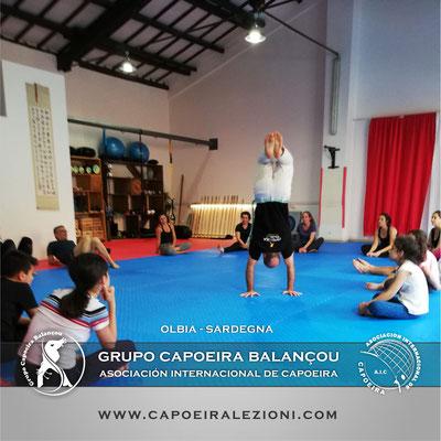 Capoeira Sardegna Olbia