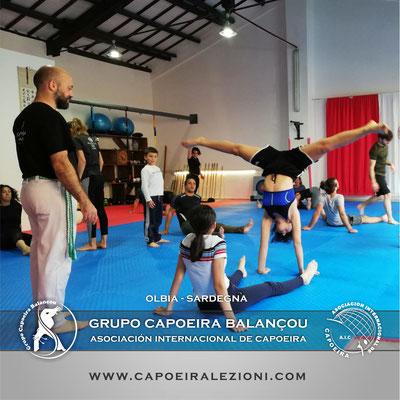 Capoeira ad Olbia