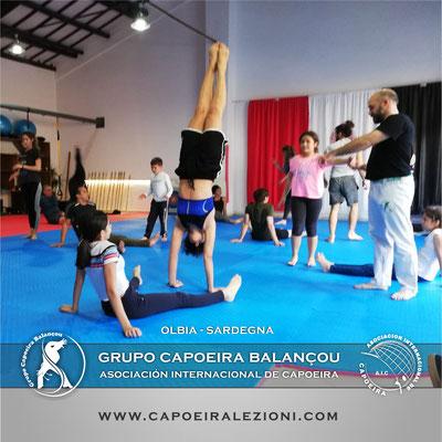 Capoeira Italia Olbia