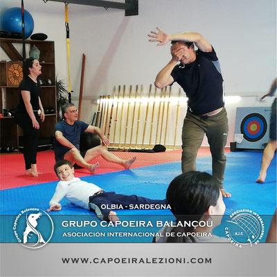 Corsi di Capoeira Olbia