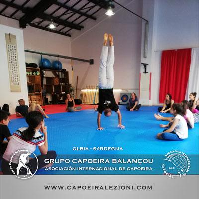 Grupo Capoeira Balançou ad Olbia