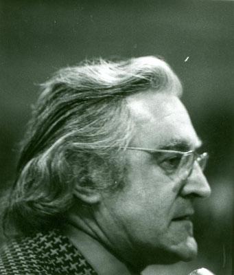 Charles Banville. Source: UQAR - Archives régionales / Fonds de la Corporation d'information pop. de l'Est du Québec