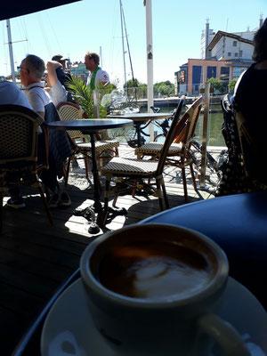 Finally cappuccino