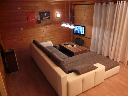 wohnzimmer ferienhaus weerberg tirol österreich ferienzimmer sommer winter urlaub wandern schifahren rodeln