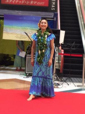2017年9月Dekky401ハワイアンマナ