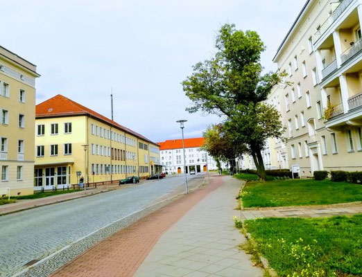Eisenhüttenstadt Magistrale