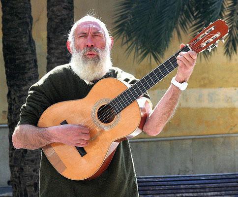 Granada Gitarrenspieler