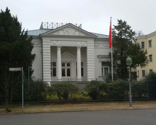 Haus Nr. 2 Gästehaus der DDR