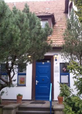 Haus Nr. 58 (Erich Honecker, heute Kulti-Freizeithaus)