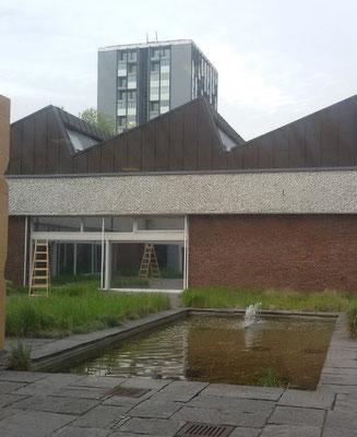 Innenhof Akademie