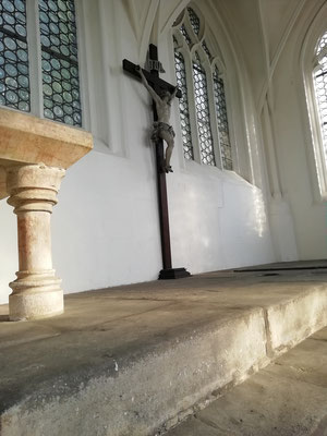 Heiliges Grab Innenraum