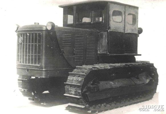 Вариант С-80 с передними и задними стеклами в деревянных рамках и брезентовыми боковинами, выпускавшийся до 50-х годов