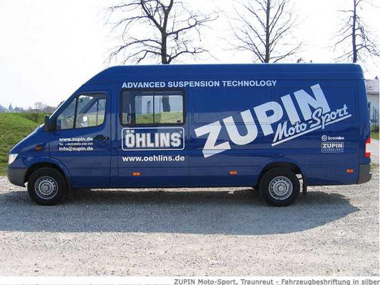 Zupin Moto-Sport, Traunreut