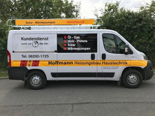 Hoffmann Heizungsbau Haustechnik, Seckach