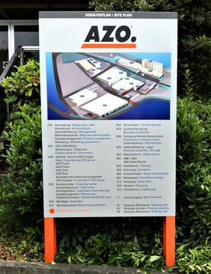 AZO, Osterburken