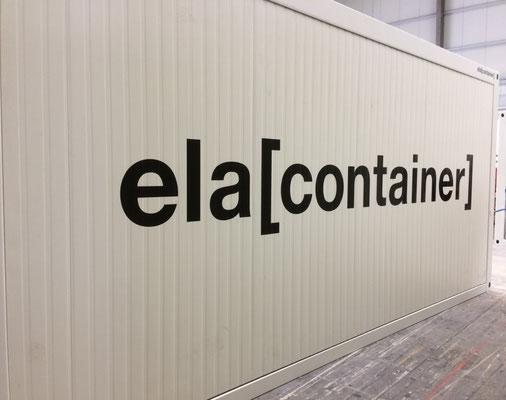Ela Container, Billigheim