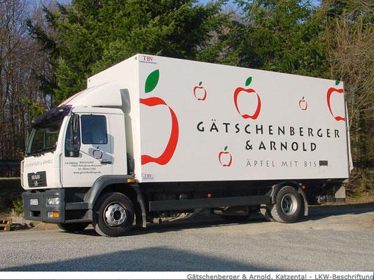 Gätschenberger, Katzental