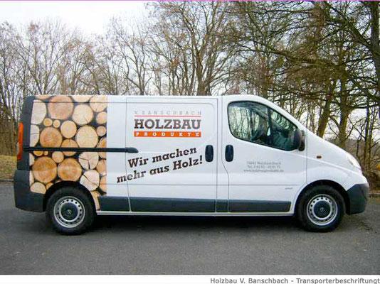 Holzbau Banschbach