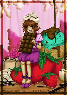 Künstler: Michiki ~ Painttool Sai
