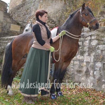 Cavemore Maßanfertigung für Welsh B Pony Hengst