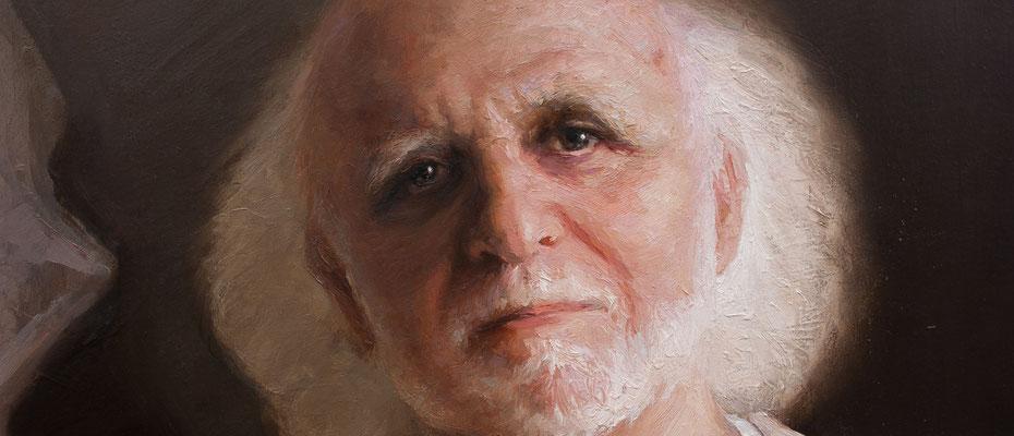 """""""El escultor José Ciriaco"""" - Detail"""