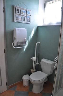 L'espace WC