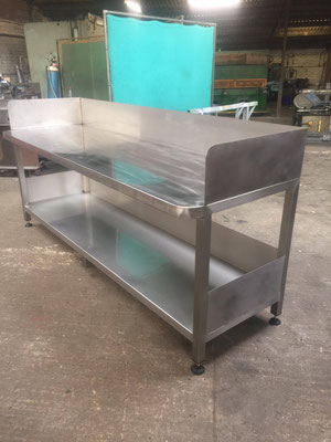 Stainless Work Bench