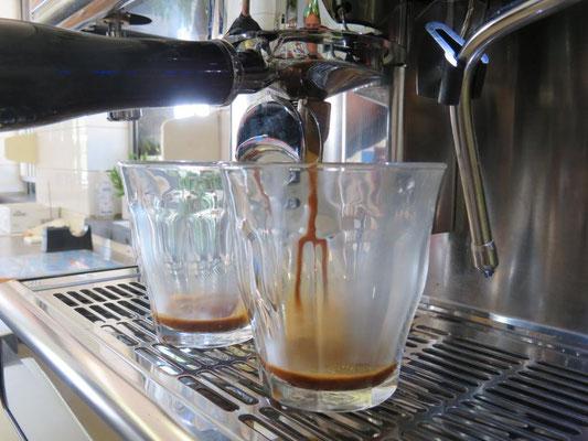 Barista Koffie