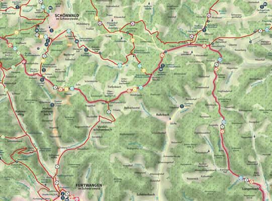 Mountainbike Hochschwarzwald
