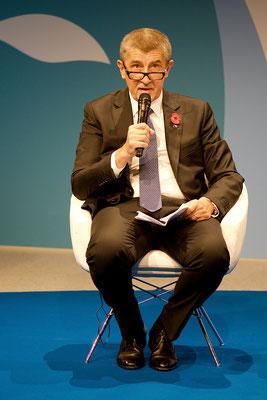 Andrej Babiš, Premier Ministre de la République Tchèque