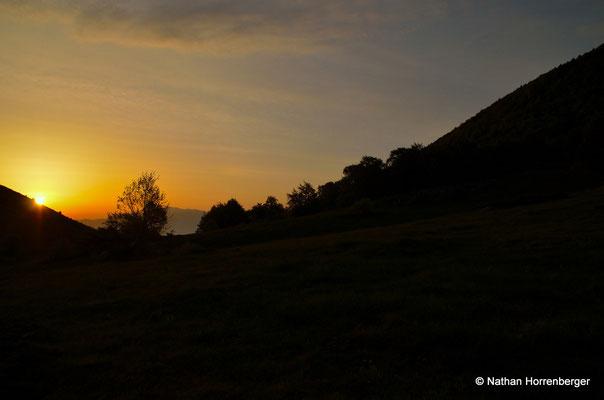 Paysage du Parc National de Galicica