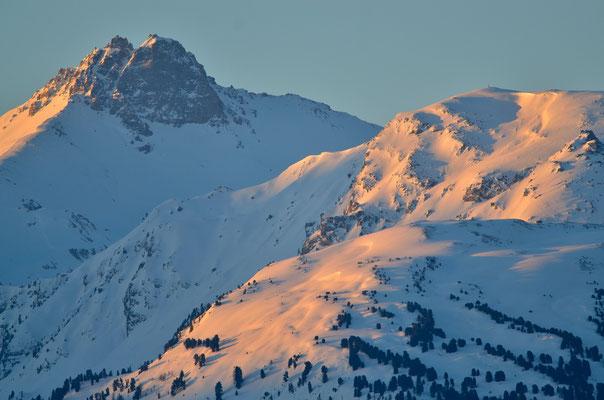 Alpes suisses (Valais)