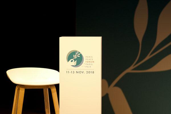 Forum de Paris sur la Paix - Novembre 2018