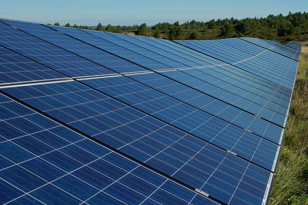 Parc photovoltaïque, Hérault