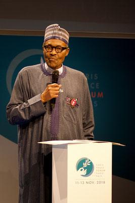 Muhammudu Buhari, Président de la République fédérale du Nigeria