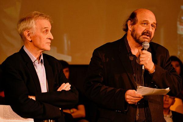 Jean Jouzel & Hervé Le Treut