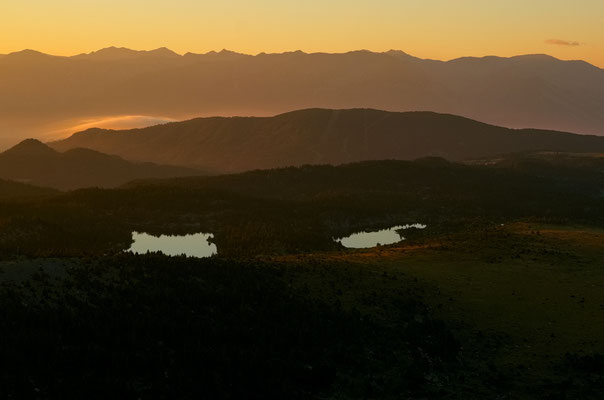 Massif du Carlit, Pyrénées