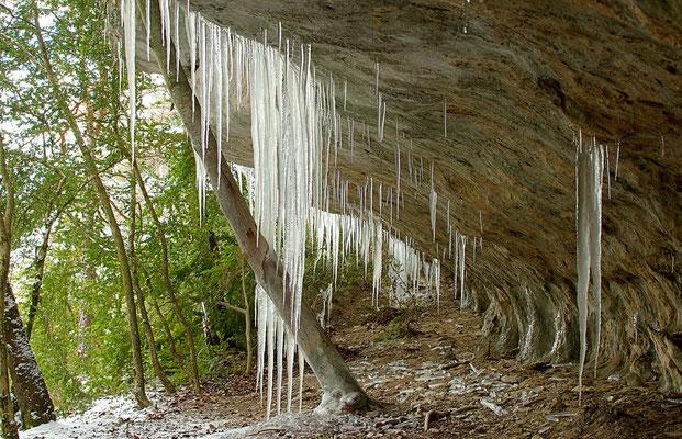 De pierre et de glace, Lozère