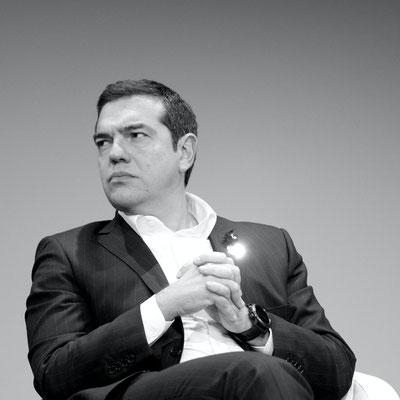 Alexis Tsipras, Premier Ministre de Grèce