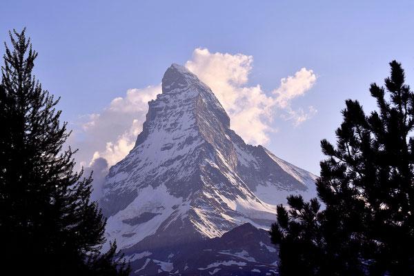 Mont Cervin, Suisse