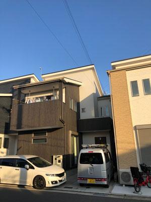 和泉市 地デジコンパクトアンテナBSCS4K8K取付設置工事