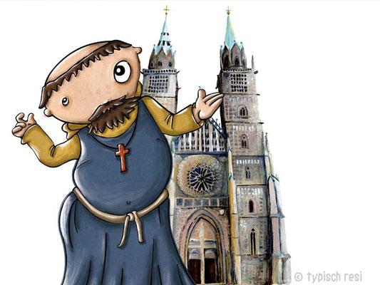 Oskar | Pater Benedikt