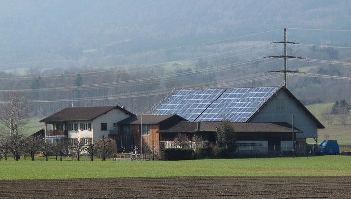 Aarhof, Bellach - 2012