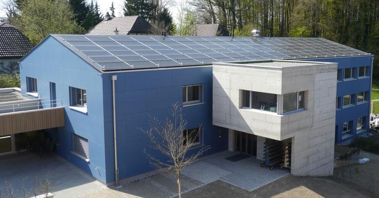 Blumenhaus Buchegg, Kyburg-Buchegg - Erweiterung 2017